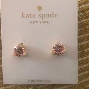 Kate Spade ♠️ Pink Earrings